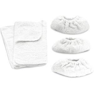 Комплект салфеток из махровой ткани, KARCHER, 6.960-019